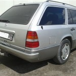 Покраска Мерседес W124 универсал