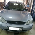 Покраска Ford Mondeo