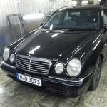Mercedes W210 AMG