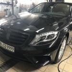 Mercedes w222 AMG 6.3