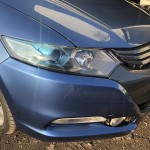 Honda ремонт бампера