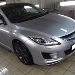 Действия Mazda 6 2012