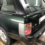 Land Rover Vogue