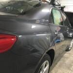 Toyota ремонт двери