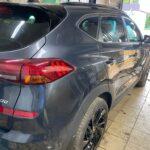 Hyundai Tucson 2020 часть 2